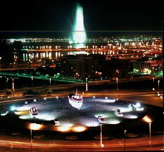 Jubrilta Square ~ Jeddah KSA ~ Photo by Khalid Sabir