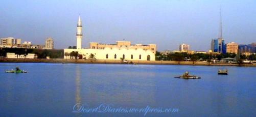 """Masjid """"Hudood"""" - The Balad, Jeddah KSA"""